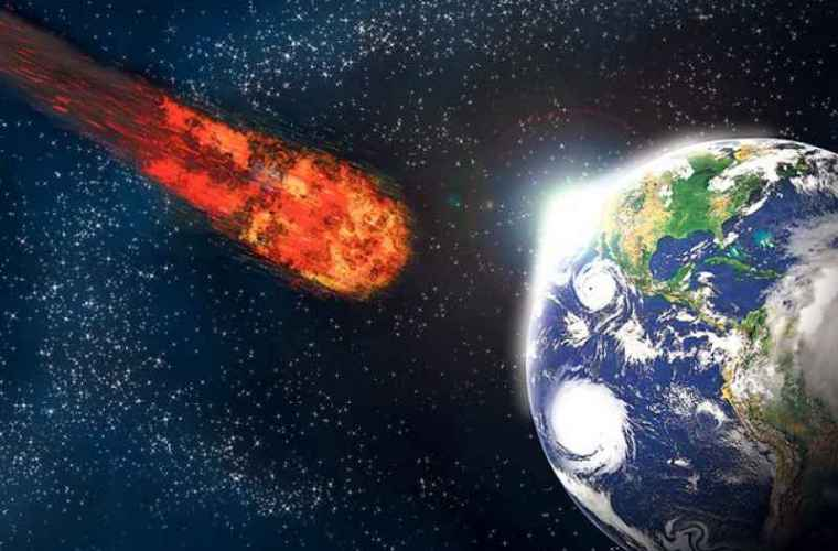Un asteroid mare se îndreaptă spre Pămînt cu o viteză uriașă