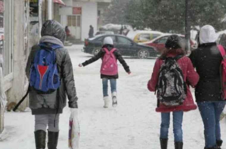 47 de şcoli şi 10 grădiniţe din ţară şi-au sistat activitatea