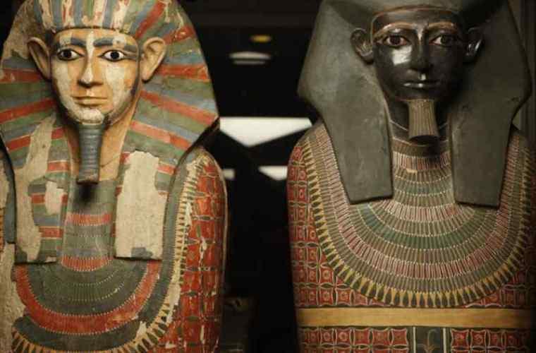 Un mister a două mumii egiptene a fost în sfîrşit rezolvat