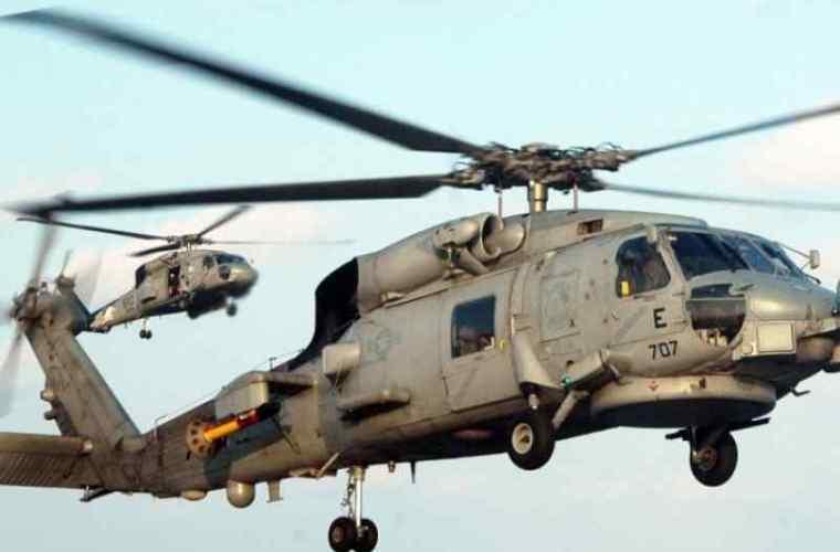 SUA: Un elicopter al armatei americane s-a prăbuşit în California