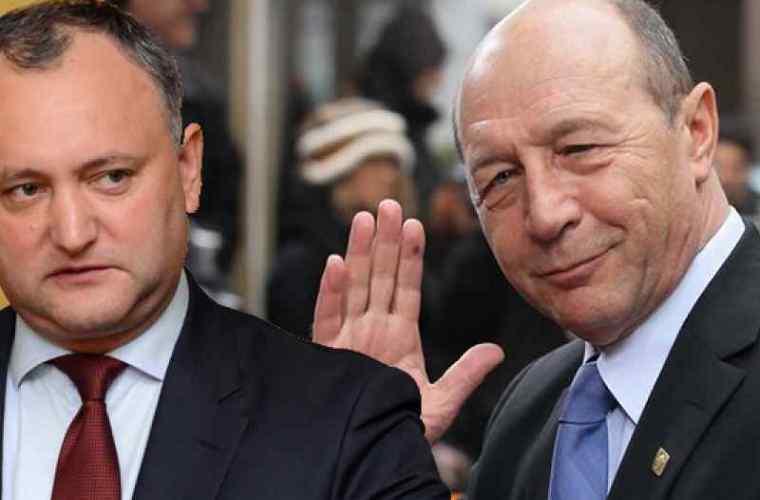 Băsescu, în continuare fără cetățenia Republicii Moldova (DOC)
