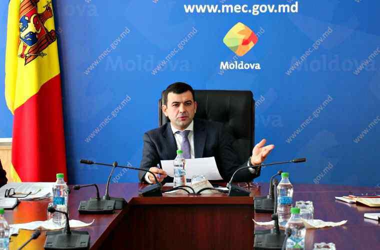 Gaburici a anunțat reorganizarea Fondului rutier