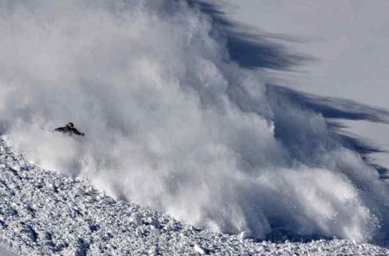 Avalanșă într-o stațiune de schi din Japonia