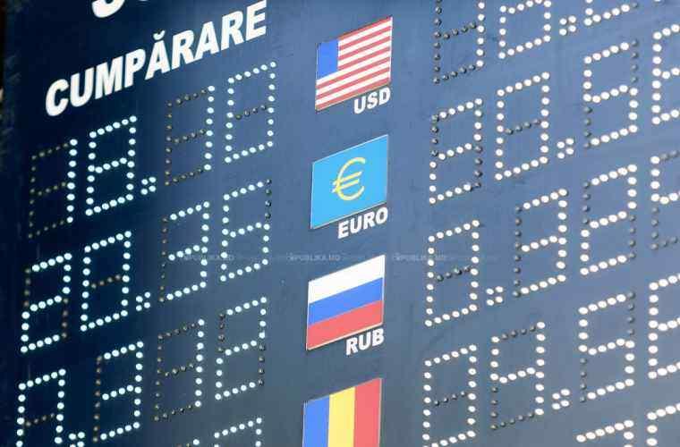 Cursul valutar oficial pentru 25 ianuarie