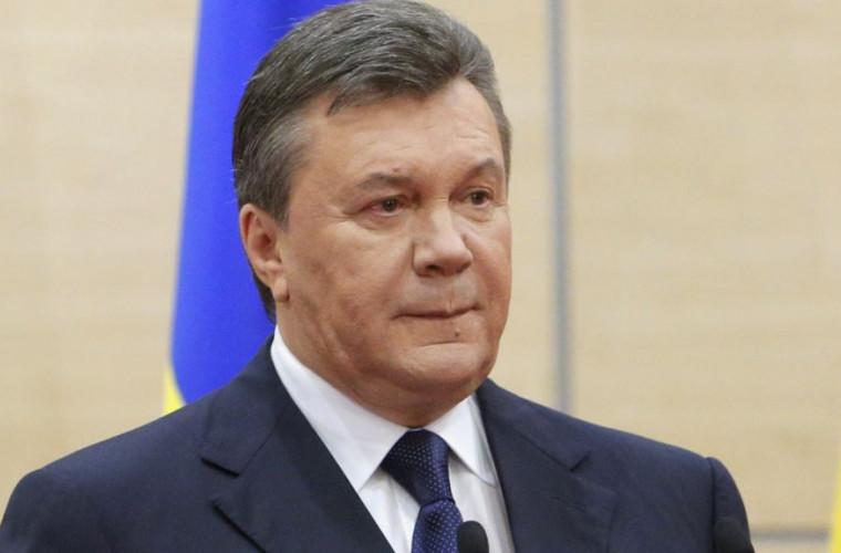 Procesul în dosarul lui Ianukovici, amînat pentru ziua de mîine