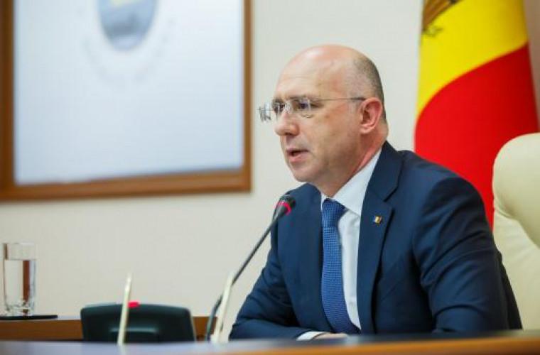 Premierul cere instituțiilor publice să facă achiziții prin sistemul electronic