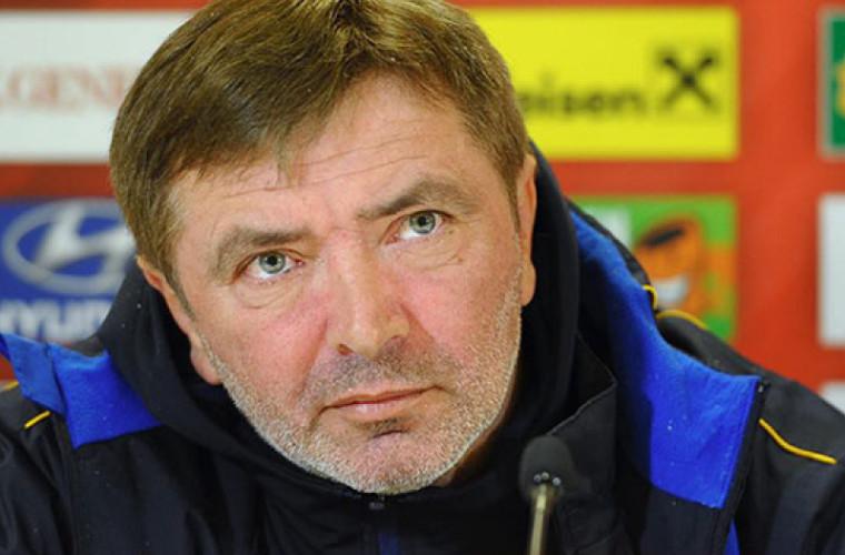 Dobrovolski, noul antrenor al echipei Dacia