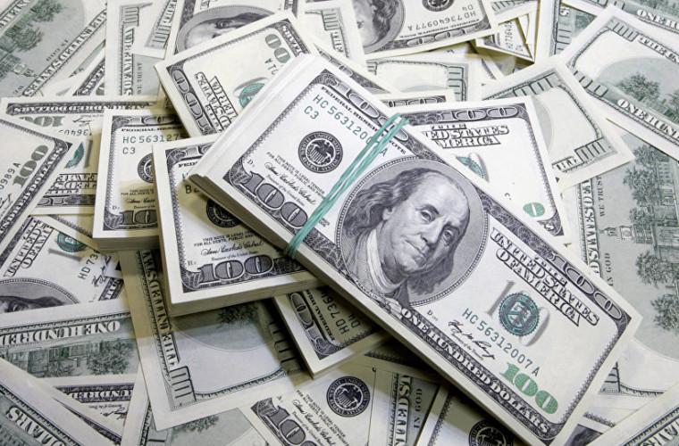 Un nou record istoric al rezervelor valutare ale Moldovei