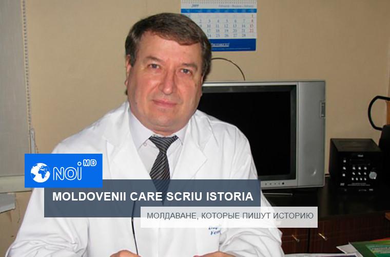 Cunoaște un geniu al medicinii moldovenești și nu numai (VIDEO)