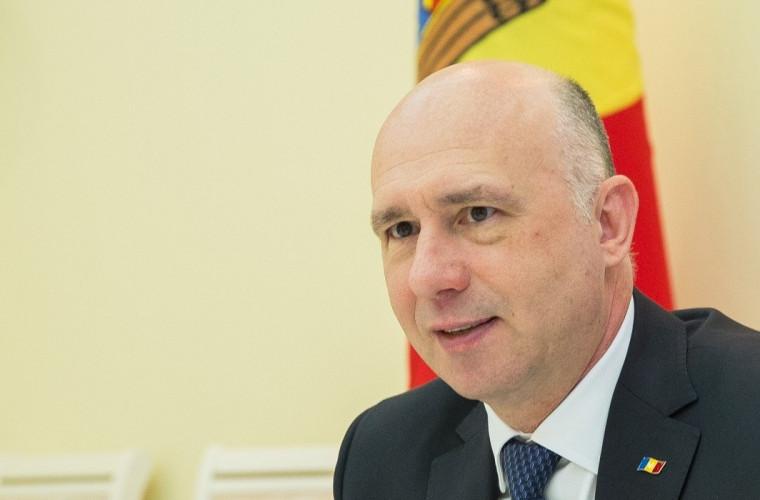 """Filip: În scurt timp va fi definitivată Strategia națională de dezvoltare """"Moldova 2030"""""""