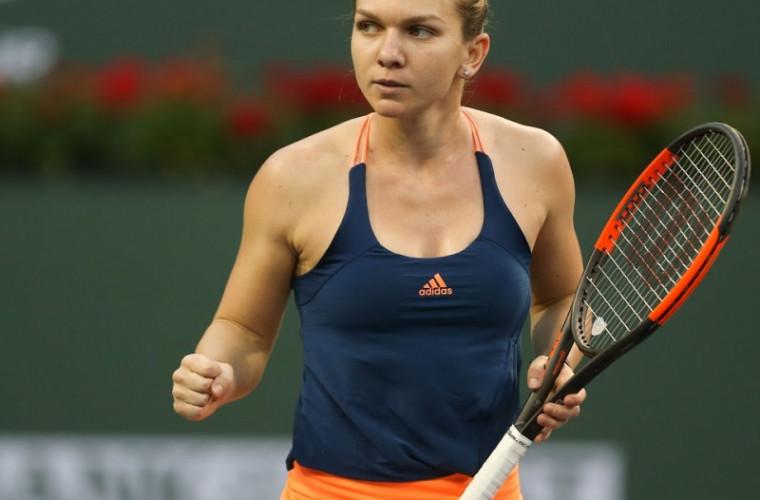 Simona Halep a coborît pe locul 2 în clasamentul WTA