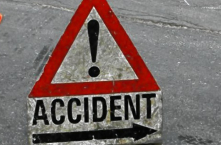 Accident într-un sector din capitală. Circulația este paralizată