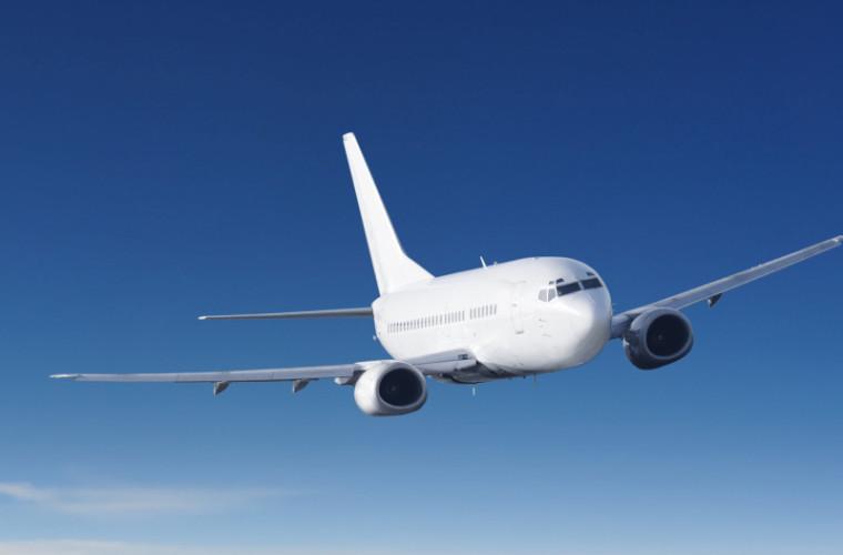 """În SUA, un avion a aterizat """"pe spate"""" (VIDEO)"""
