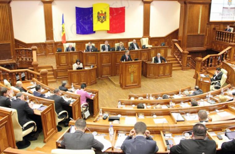 Sesiunea legislativă de primăvară începe astăzi