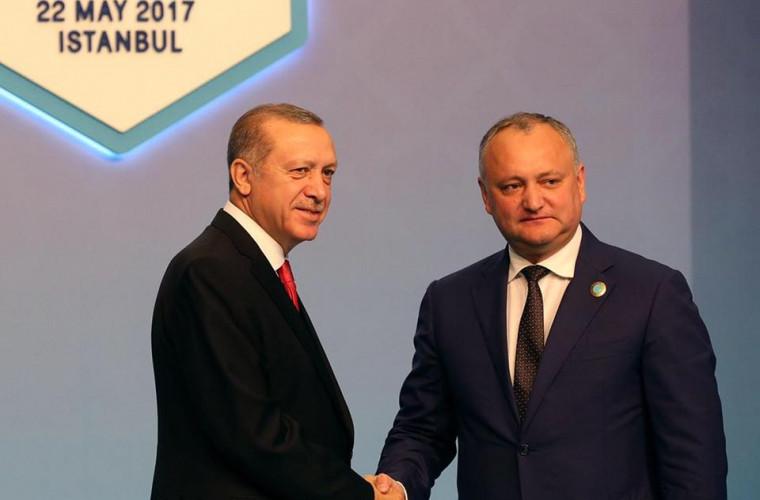 În 2018, Moldova va fi vizitată de mai mulți șefi de stat