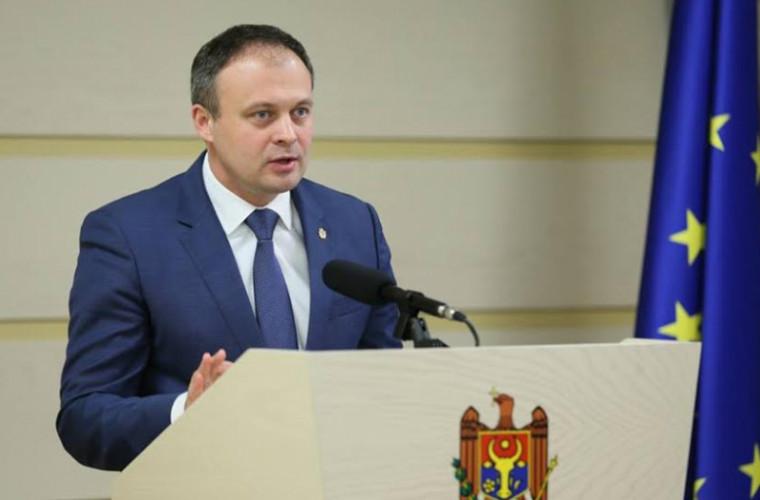 Andrian Candu spune cînd ar putea avea loc alegerile parlamentare