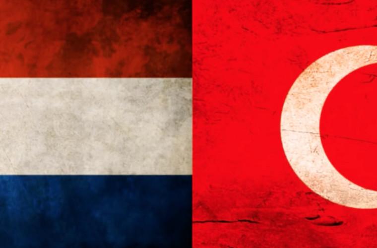 Ministerul olandez și-a retras ambasadorul în Turcia