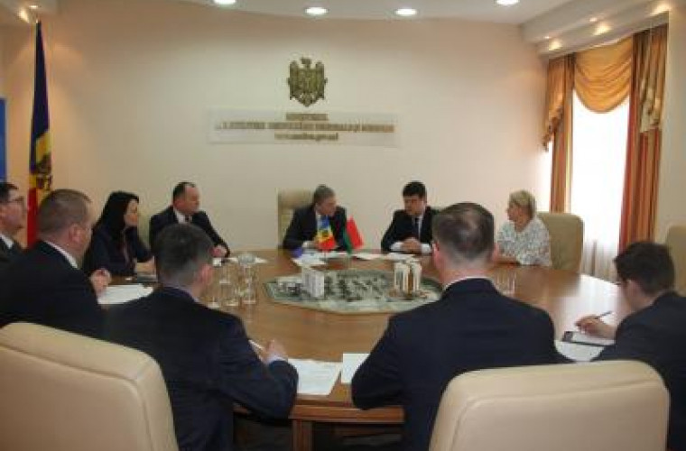Moldova și Belarus vor implementa proiecte pentru producția de carne și lapte