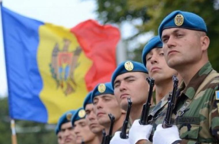 Majoritatea moldovenilor cred că Armata este incapabilă să apere statul – sondaj