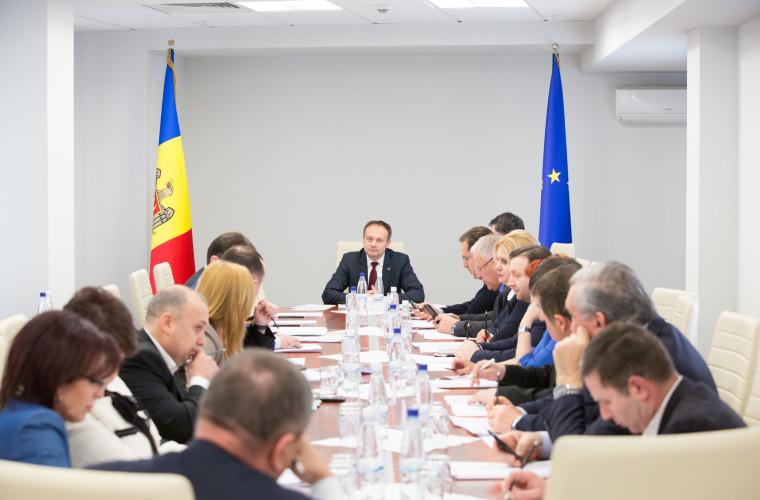 Candu este noul președinte al Consiliului Parlamentar pentru Integrare Europeană