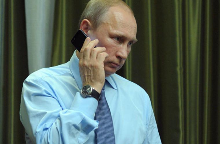 Putin: Eu nu am smartphone