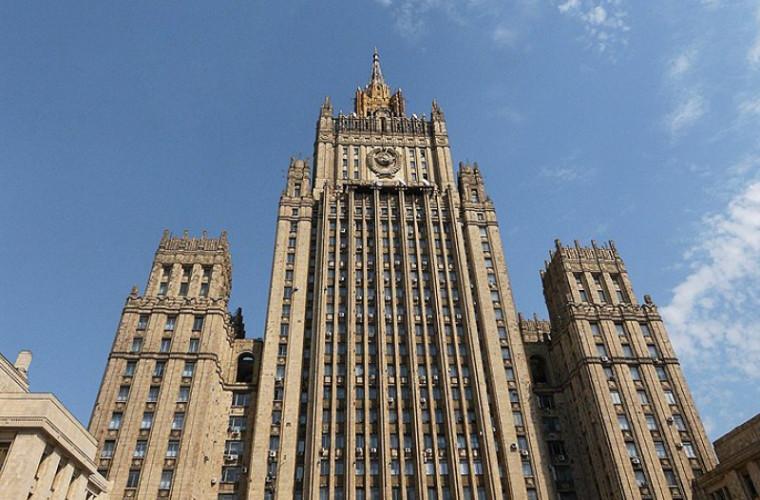 Rusia vine cu o reacție după atacurile asupra Siriei