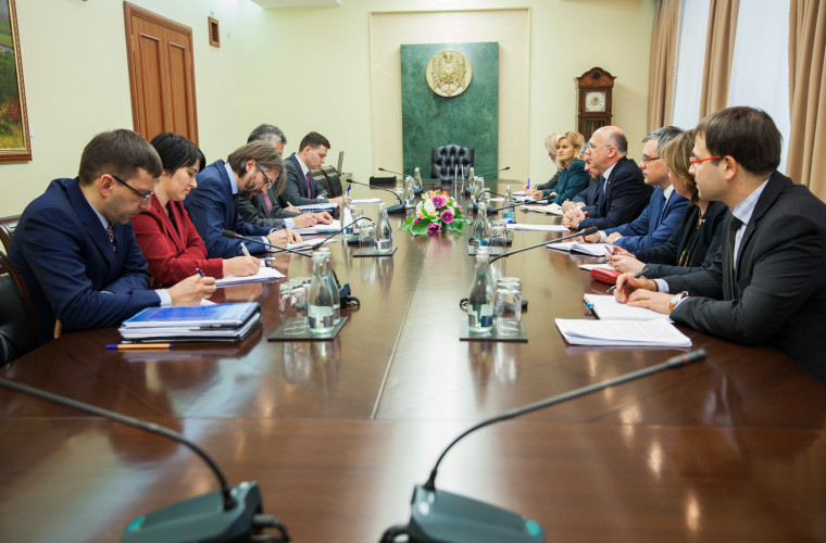 UE, despre îndeplinirea de către Moldova a condițiilor de acordare a asistenței