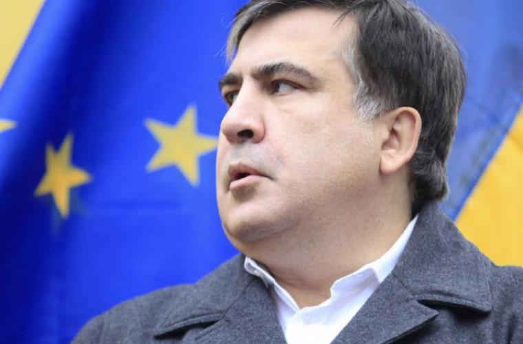 Saakaşvili cere Uniunii Europene şi lui Merkel să îl ajute împotriva lui Poroşenko