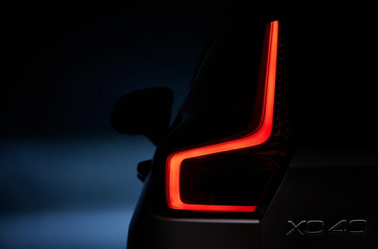 Premiera anului Volvo XC40