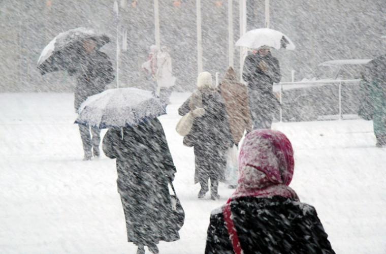 Prognoza meteo pentru 14 februarie