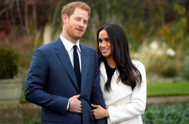Prințul Harry și Meghan Markle au vizitat Edinburgh-ul (FOTO)