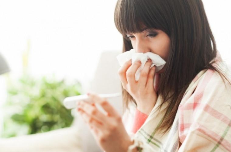 Cîte cazuri de gripă au fost înregistrate din noiembrie 2017 pînă în prezent
