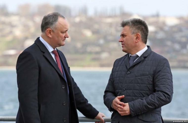 Krasnoselski, supărat la culme pe Dodon