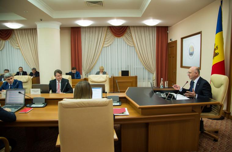 Comisia guvernamentală pentru reintegrarea țării, are o componență nouă
