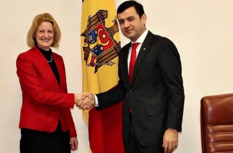 Marea Britanie va contribui la modernizarea economiei Moldovei