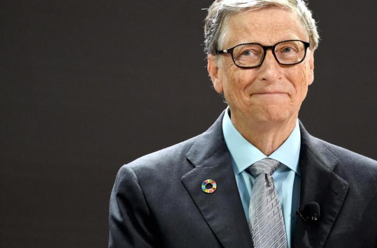 Bill Gates: Am plătit mai multe taxe decît oricine altcineva