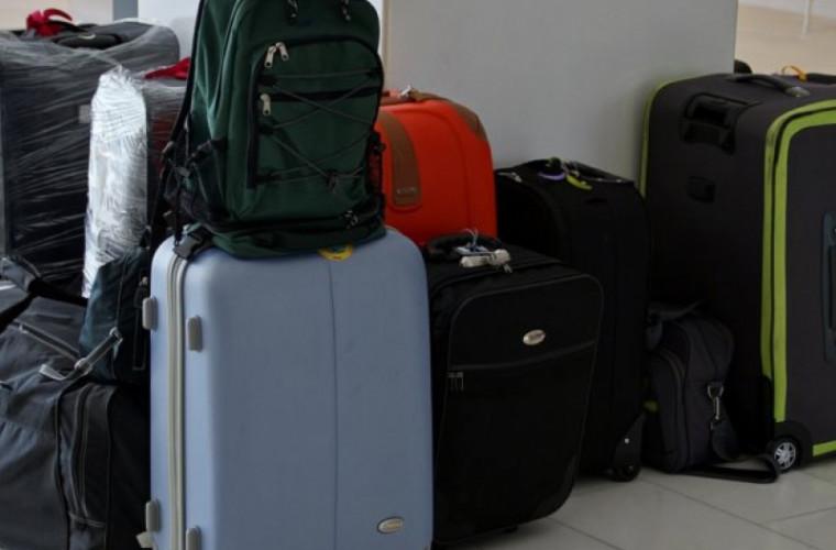 Bagaje cu surprize descoperite pe Aeroportul Chişinău