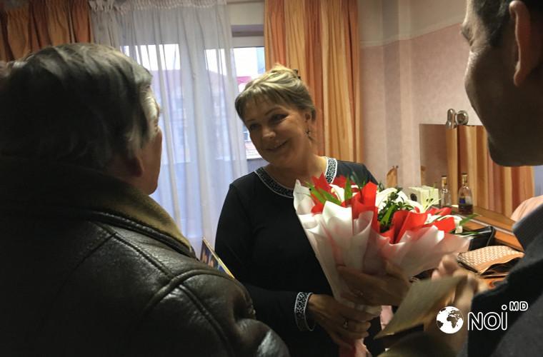 Молдавский сюрприз для Елены Прокловой в Кишинёве (ФОТО)