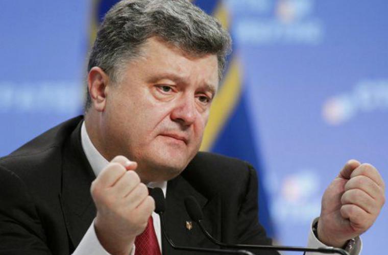 Poroșenko a promulgat legea privind reintegrarea regiunii Donbas