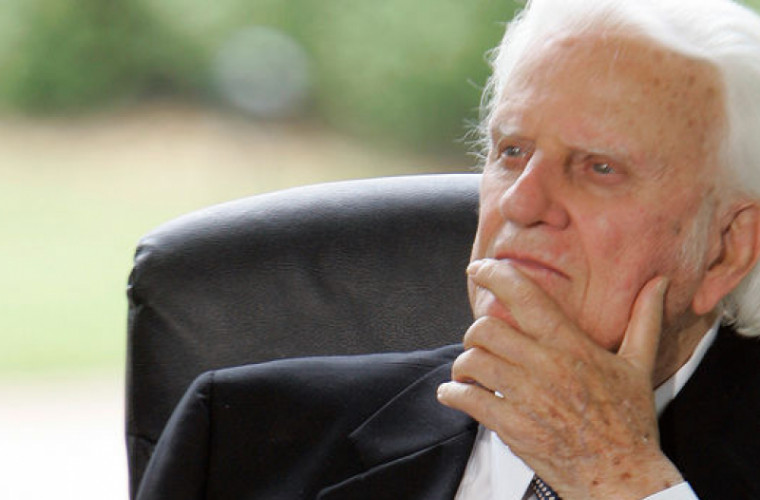 A murit Billy Graham