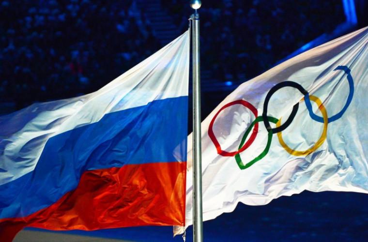 Rușii ar putea participa la ceremonia de închidere sub propriul drapel