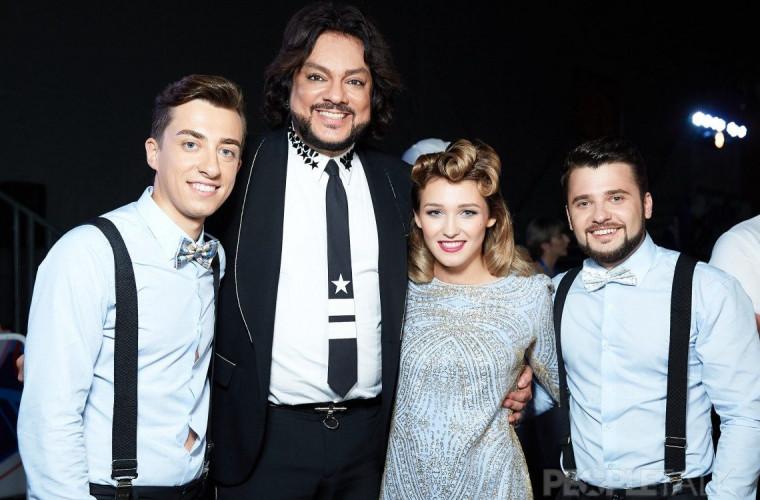 Kirkorov vine la preselecția națională a concursului Eurovision