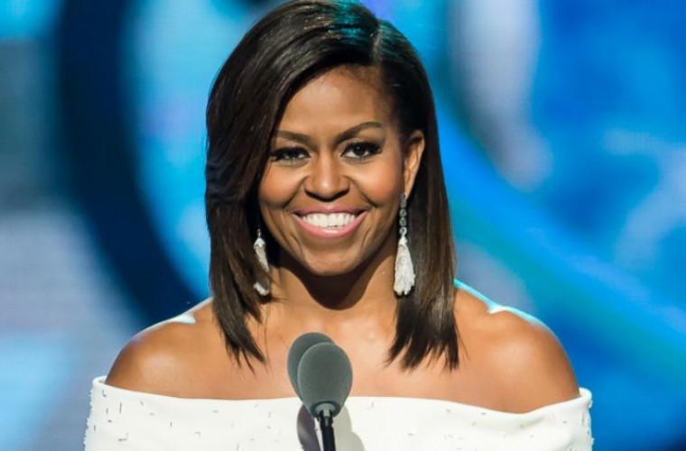 Michelle Obama îşi publică memoriile