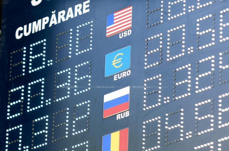 Cursul valutar oficial pentru vineri, 2 martie