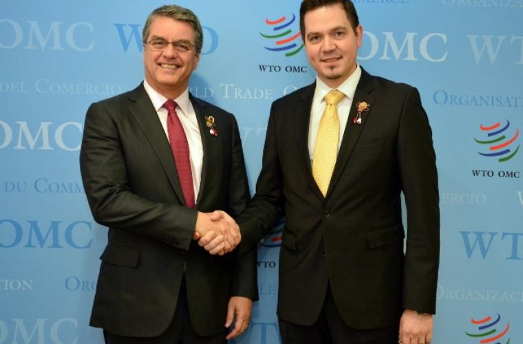Directorul general al OMC va vizita pentru prima dată Moldova