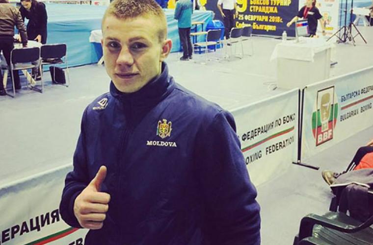 Bucșa a cucerit bronzul la turneul din Sofia