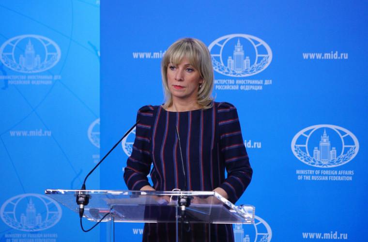Zaharova: În Moldova ia amploare presiunea asupra mass-media