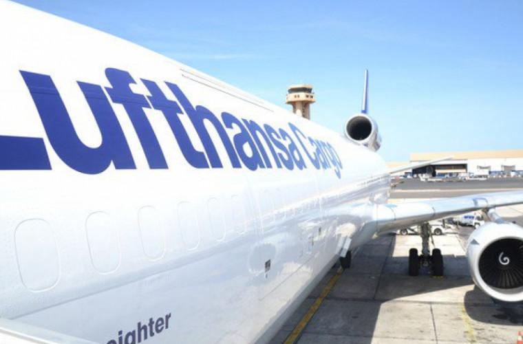 JAF ca în filme într-un avion Lufthansa