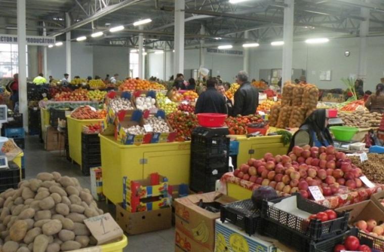 """Piața """"Alioshina"""" și-a reluat activitatea în subsolul centrului comercial """"Soiuz"""""""