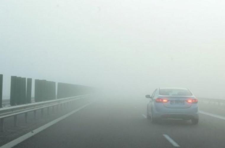 Cod Galben de ceaţă în Moldova